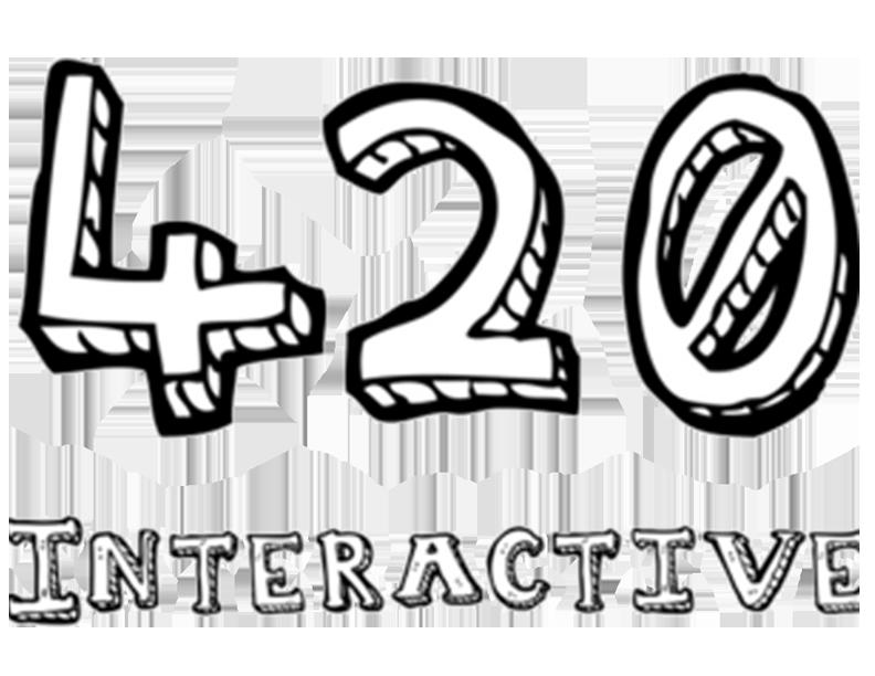 420 Interactive Logo Graphic Design San Diego Solana Beach