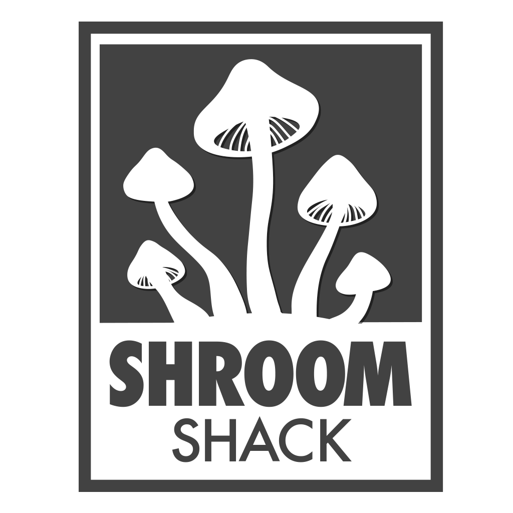 Shroom Shack Logo Graphic Design